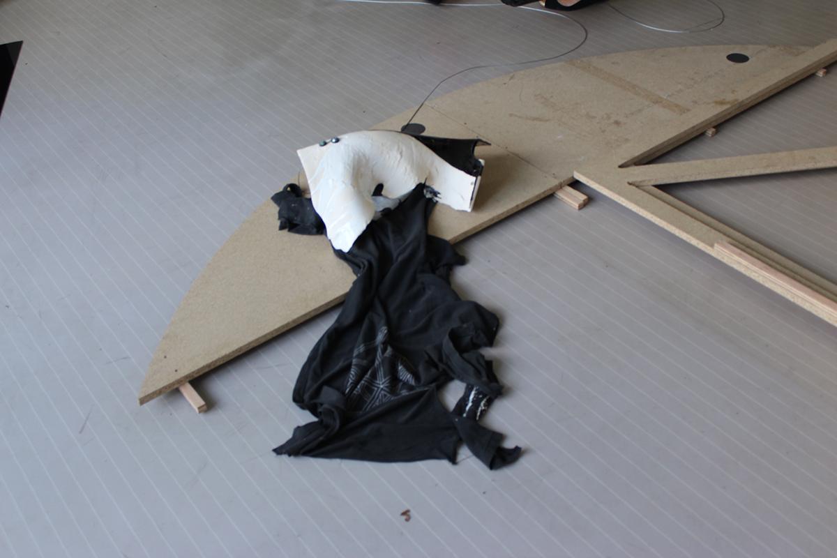 elise vandewalle et andr s ramirez parc saint l ger. Black Bedroom Furniture Sets. Home Design Ideas