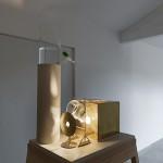Francisco Tropa, Lantern (détail), 2012 © Aurélien Mole / Parc Saint Léger (Courtesy : galerie Jocelyn Wolff)